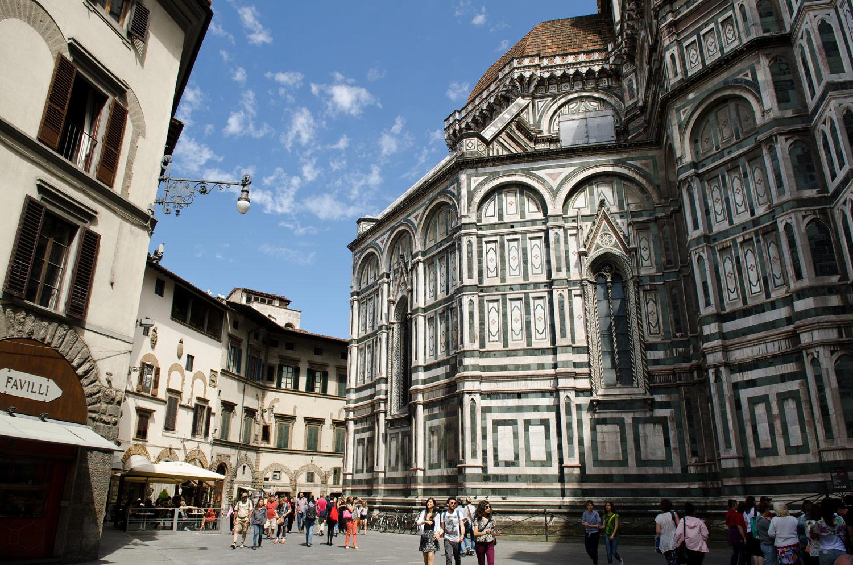 Дуомо, Флоренция, Италия