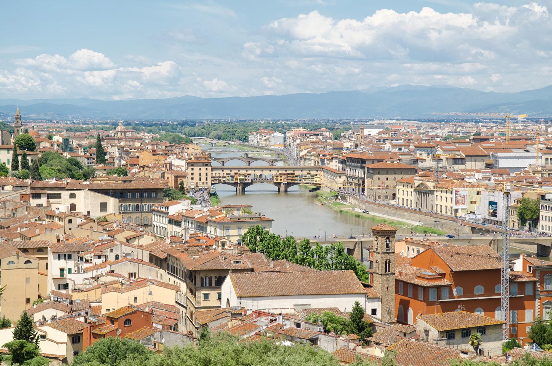 Понте-Веккьо, Флоренция