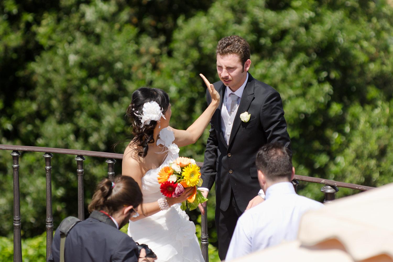Свадьба в Италии, Флоренция