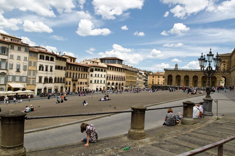 Флоренция, Палаццо-Питти