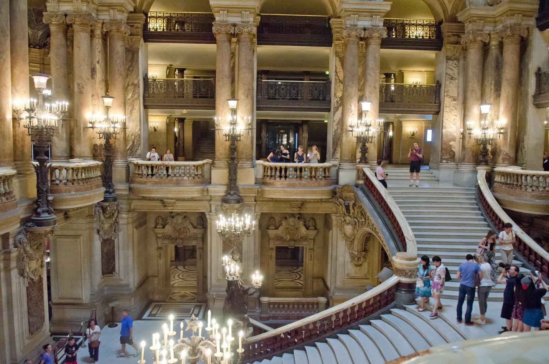 Гран Опера, Париж, Франция