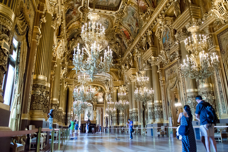 Опера, Париж
