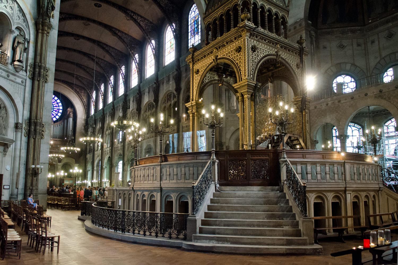 Церковь Святого Августина, Париж