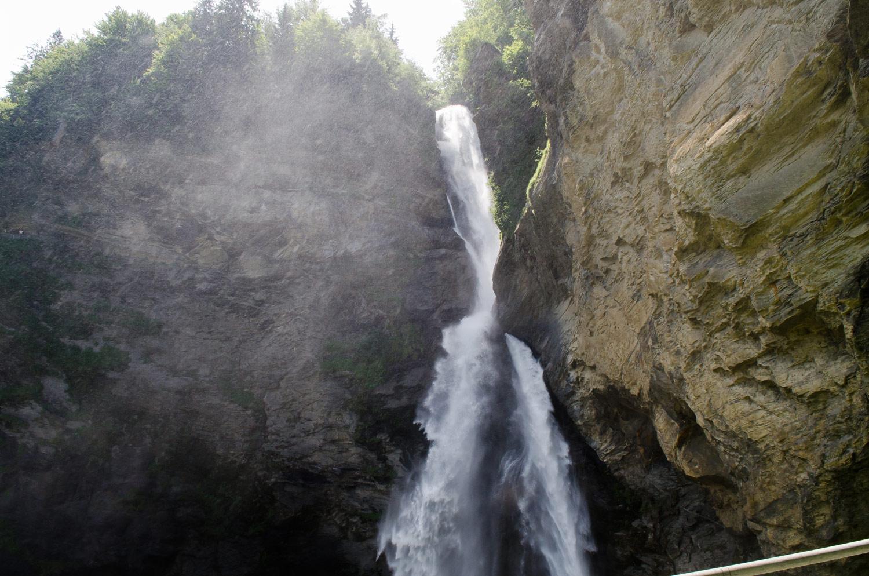 Рейхенбахский водопад, Швейцария