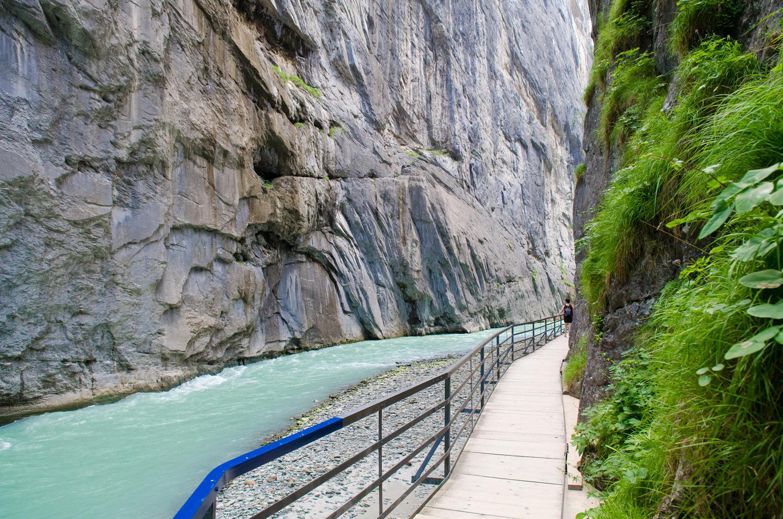 Ущелье Аара, Швейцария