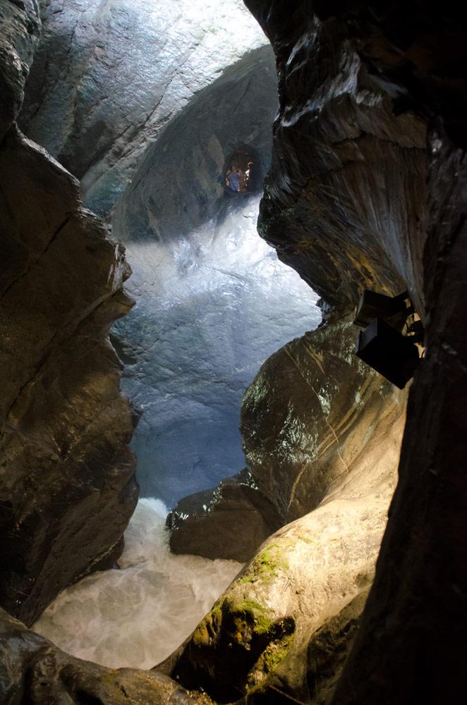 Трюммельбахский водопад