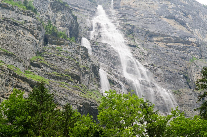 Долина водопадов, Лаутербрунен