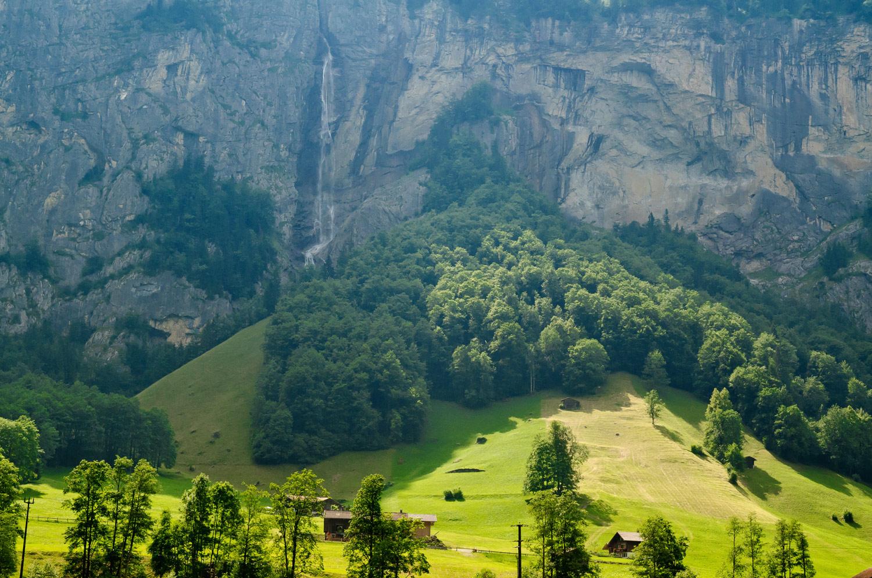 Долина водопадов, Лаутербруннен