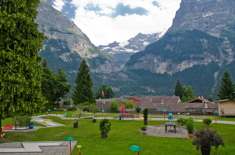Гриндельвальд,  коммуна в Швейцарии, в кантоне Берн